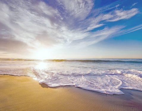 eigener Strand