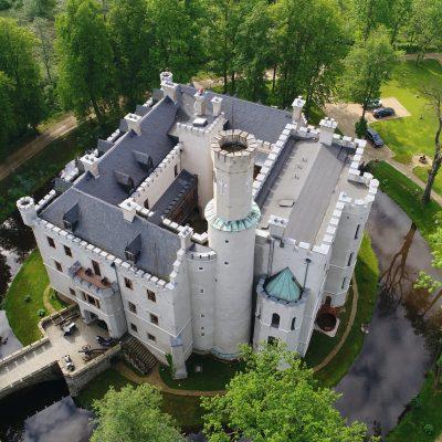 Schloss Fischbach / Zamek Karpniki