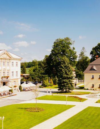 Schloss Braunau / Pałac Brunów