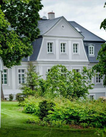 Schloss Kamnitz / Pałac Kamieniec
