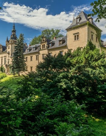 Schloss Klitschdorf / Zamek Kliczków