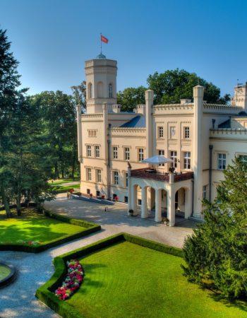 Schloss Mehrenthin / Pałac Mierzęcin