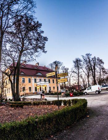 Schloss Wichelsdorf / Pałac Wiechlice