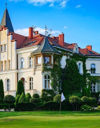 Schloss Groß Breesen SPA & Golf / Pałac Brzeźno