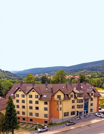 Hotel*** Krasicki Resort & SPA in Bad Flinsberg