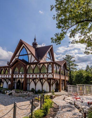 Das Norwegische Tal in Schreiberhau / Norweska Dolina Luxury Resort in Szklarska Poręba