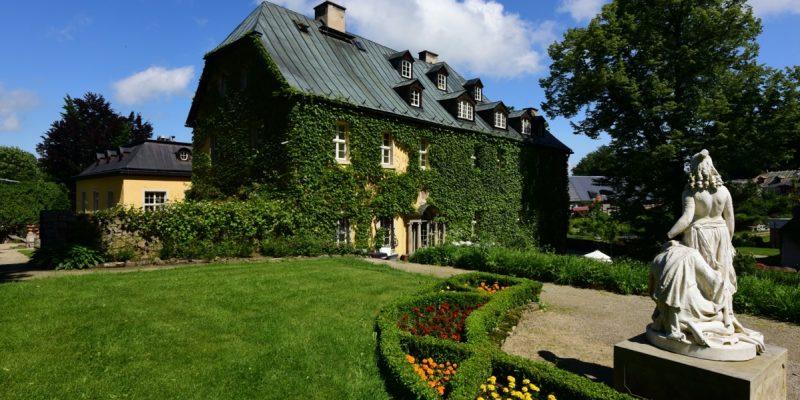 Schloss Stonsdorf / Pałac Staniszów